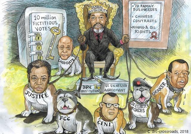 Kabila in Power