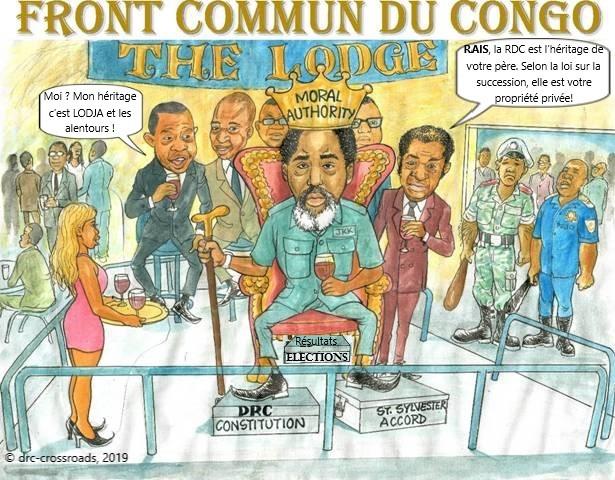 Que Prépare Kabila Dans L'attente Des Résultats?